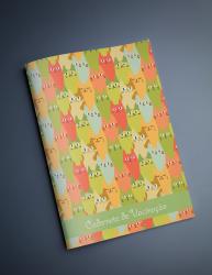 Caderneta Gatinhos